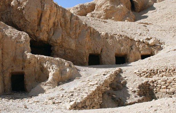 Важные открытия сделаны в Египте.