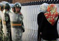 В Китае узаконили «лагеря перевоспитания» мусульман