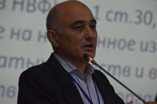 Хабиб Магомедов
