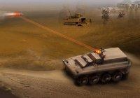 Лазерные танки начнут строить в США
