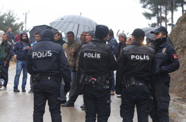 В Турции прошла антитеррористическая операция.