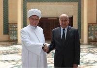 Крганов: ислам призывает к благому, миру, братству, единству, а не к расколу и страданиям