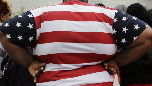 При этом самые тучные новобранцы поступают в распоряжение армии США из южных штатов страны