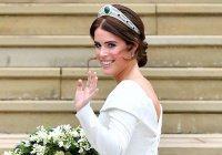 Британская принцесса вышла замуж в кокошнике