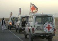"""""""Талибан"""" возобновил сотрудничество с """"Красным Крестом"""""""