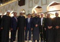 Муфтий Татарстана посетил университет Аль-Азхар