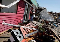 В США ураган приравняли к «матери всех бомб»