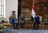 """Минниханов предложил Ас-Сиси провести заседание ГСВ """"Россия - Исламский мир"""" в Каире"""