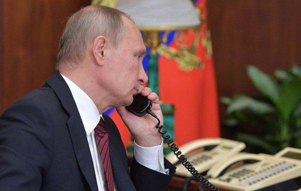 Президент России посоветовал Евкурову договариваться с митингующими.