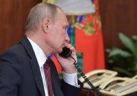 Путин обратился к Евкурову на фоне многотысячных протестов в Ингушетии