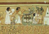 """Папирус древнеегипетской """"Книги мертвых"""" ушел с молотка за $1,5 млн"""