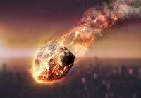В Японии на дом рухнули осколки метеорита