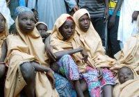 """Более 800 детей освобождены из плена """"Боко Харам"""" в Нигерии"""