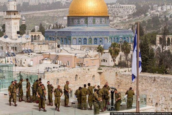 Статус Иерусалима является одной из главных проблем Ближнего Востока.