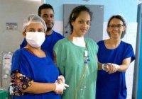 В Бразилии новорожденный вывел маму из комы