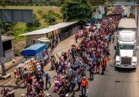 """СМИ: на США движется """"караван"""" из 4 тысяч мигрантов"""