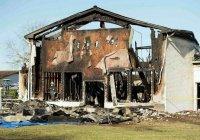 Житель США получил 25 лет тюрьмы за поджог мечети