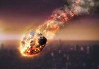 На месте падения метеорита найден редчайший минерал