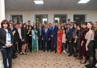 Рустам Минниханов провел встречу с татарами Узбекистана