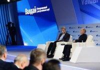 Путин высказался по делу об исчезновении Джамаля Хашкаджи