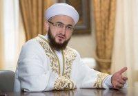 Муфтий РТ получил благодарность от имени уйгурского народа