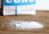 В поваренной соли нашли пластик