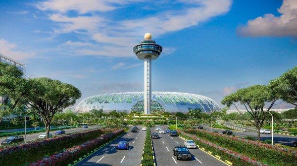 Сингапурская воздушная гавань Чанги в очередной раз стала лидером по общему зачету