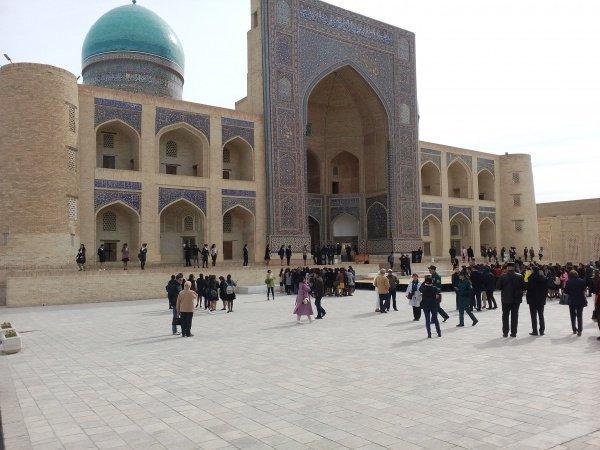 Медресе Мир-и Араб