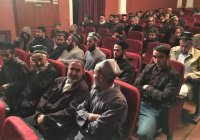 В Таджикистане имамам показали спектакль об экстремизме