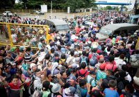 К США движутся 7 тысяч мигрантов