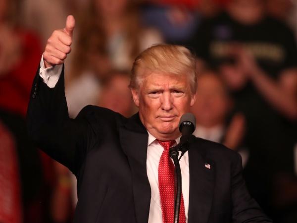 Президент США объявил себя националистом.