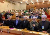 Муфтий РТ принимает участие в торжествах по случаю 230-летия ЦДУМ России