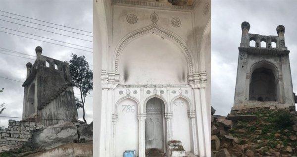 """""""Мечеть двух-с-половиной шагов"""" - одна из самых маленьких мечетей в мире (ФОТО)"""