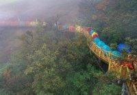 Палаточный рекорд установлен в Китае (ФОТО)