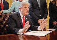 """Трамп назвал Ближний Восток """"отвратительным местом"""""""
