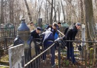 Аксакалы Татарстана приведут в порядок мусульманские кладбища