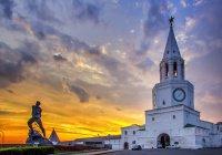 Казанский Кремль - в топе самых популярных у туристов объектов ЮНЕСКО