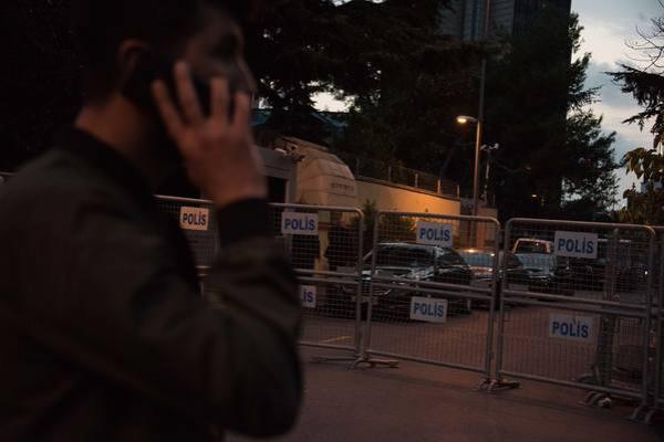 В Стамбуле продолжается расследование убийства саудовского журналиста.