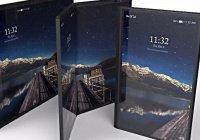 Samsung разработала гибкий ноутбук (ФОТО)