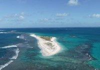 После урагана пропал остров на Гавайях