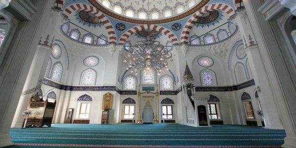 Этика (адаб) по отношению к мечети