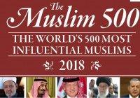 Опубликован новый рейтинг самых влиятельных мусульман мира The Muslim 500