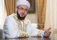 """Муфтий РТ: """"Мы стремимся показать традиционный ислам в России..."""""""