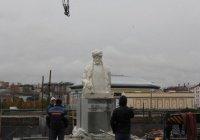 В центре Казани установили памятник Шигабутдину Марджани