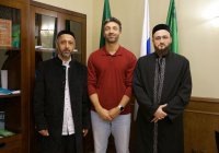 Муфтий РТ встретился с представителем международной мусульманской организации