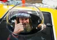Федор Конюхов за 5 дней облетит планету на солнечных батареях