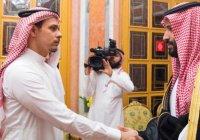 Сын убитого журналиста Хашкаджи уехал из Саудовской Аравии