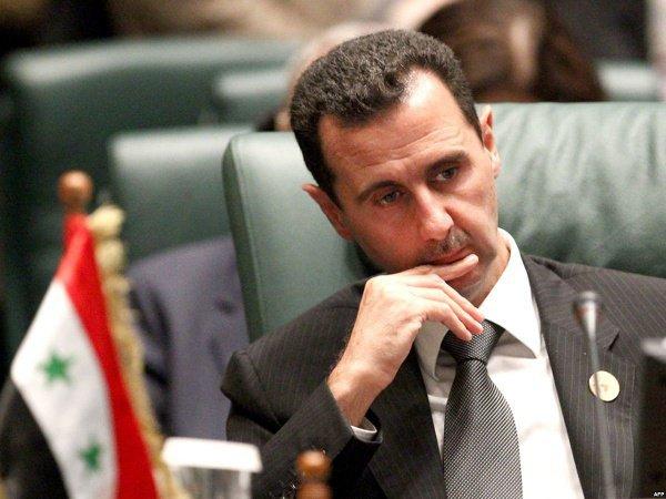 Оппозиция Сирии хочет отставки Асада.