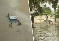 Наводнение в Иордании унесло жизни десятков детей