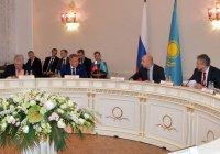 Минниханов: Татарстан вносит достойную лепту в сотрудничество РФ с Казахстаном